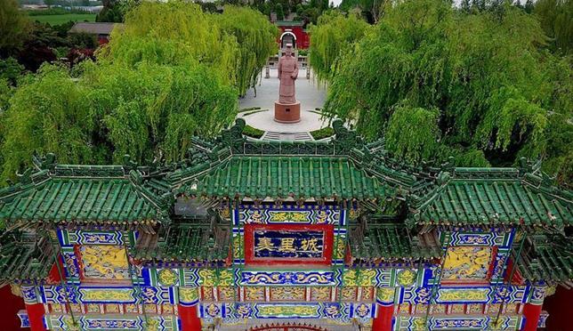 中国遗存最早的国家监狱
