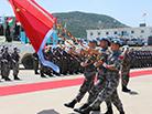 我赴黎巴嫩维和部队交接