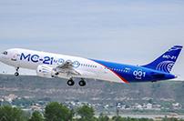 俄最新中短途客机首飞