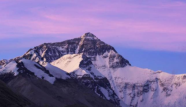 没爬珠峰也能欣赏它的美