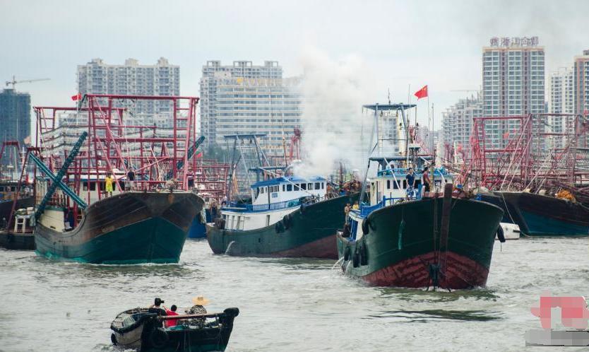 南海千帆竞发开启捕捞季
