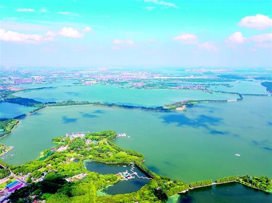 武汉空气质量优良率超90%
