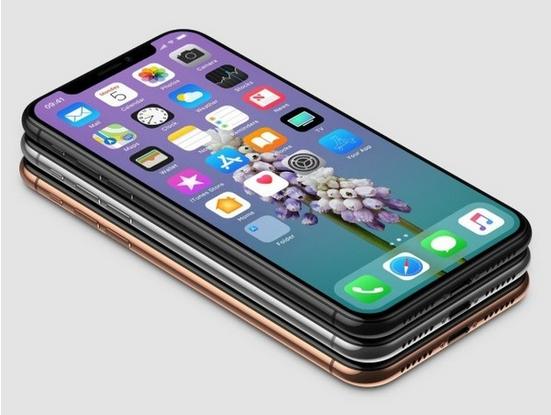 iPhoneX定妆照出炉!