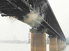 长江大桥失火?做美容呢