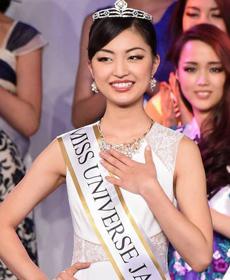 日本 冠军/日本环球小姐出炉冠军再遭吐槽