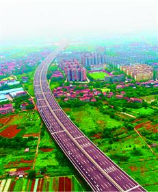 武汉城市空间正式迈入四环时代