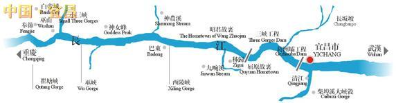 宜昌 湖北文化精品地图