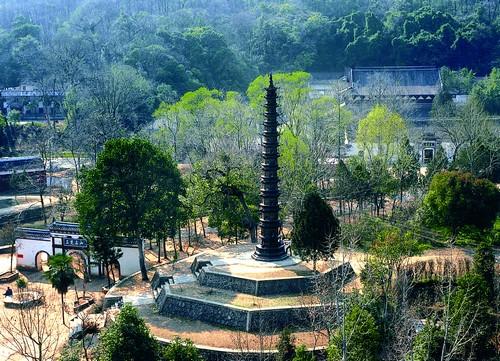 当阳玉泉寺