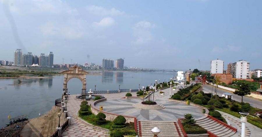 襄阳城市风光-荆楚网 www.cnhubei.com