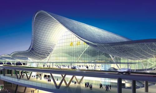 武汉火车站位于湖北省会武汉市,世界最美火车站,多次被评为全球