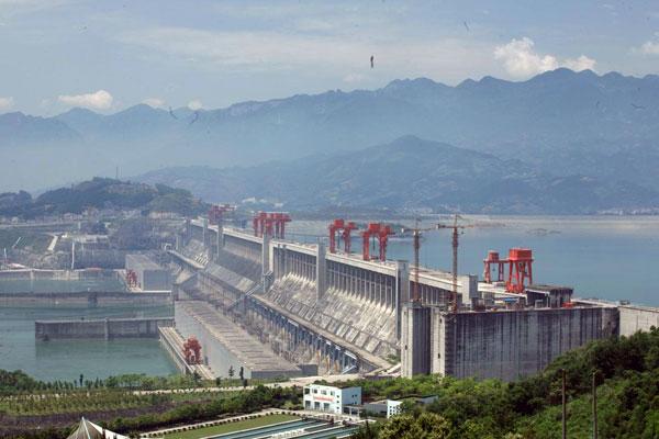 三峡人家风景区位于长江三峡中最为奇幻壮丽的西陵峡境内,三峡大坝和