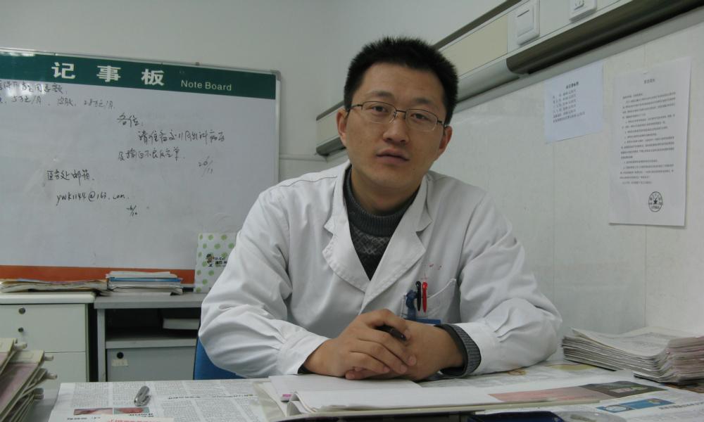 大爱医生靳军华