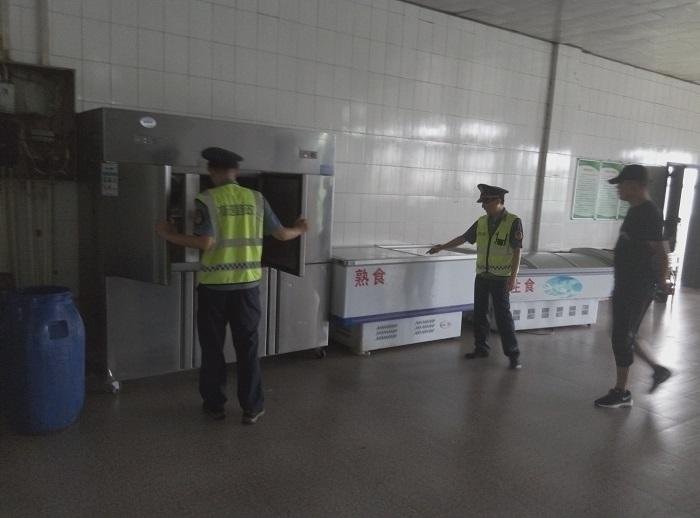 汉十高速加强服务区汛期及夏季安全生产监管工作