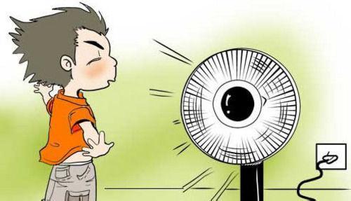 如何降低电风扇的耗电量