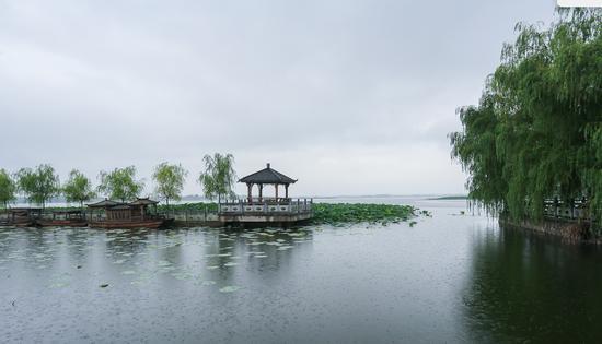 全国网媒荆州行 见证石首绿色发展创建巨变