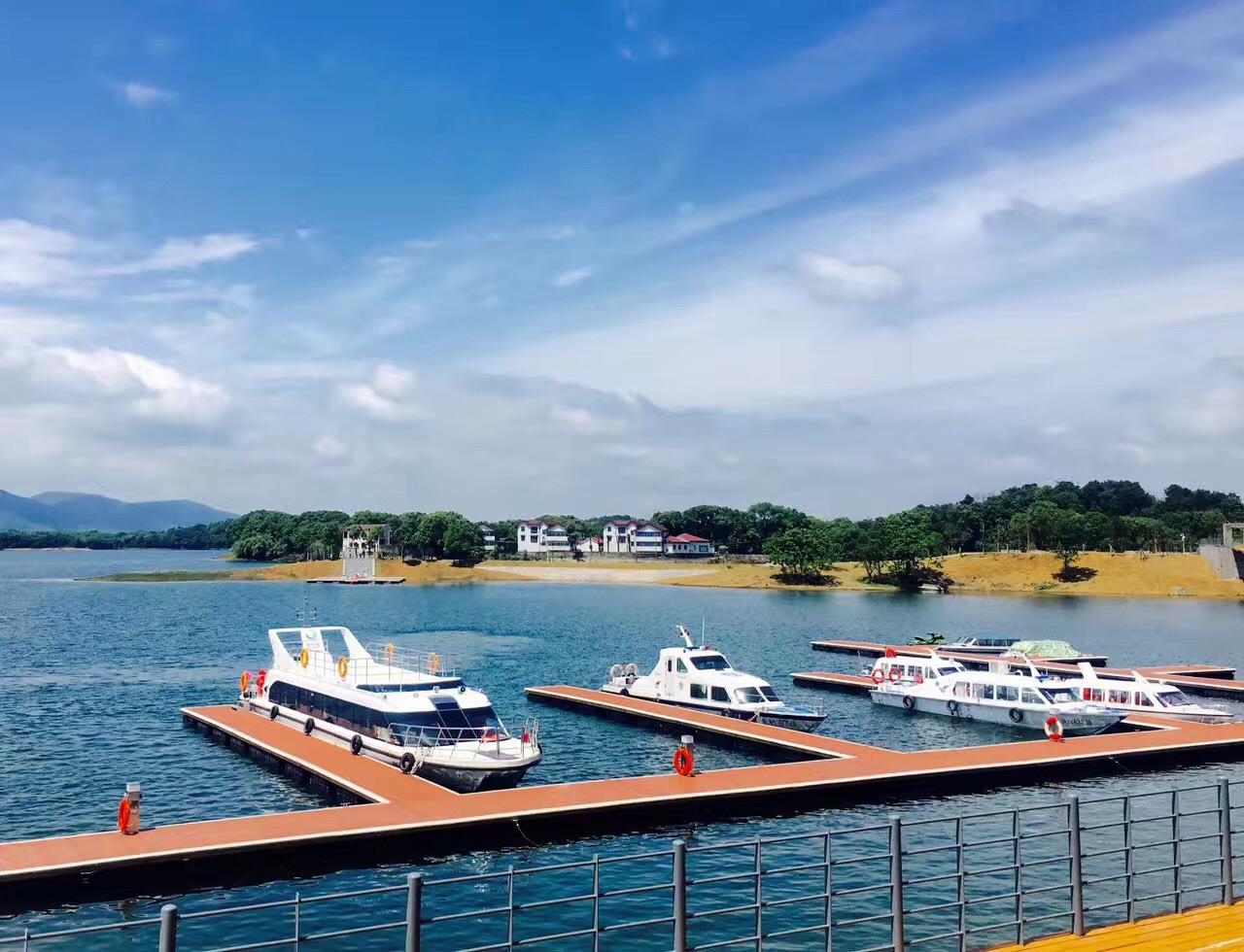 松滋洈水新码头
