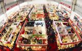 食博会今日在武汉国际会展中心开幕 市民可扫码免费入场