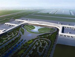 武汉天河机场T3航站楼似楚凤展翼-90后足球宝贝野性十足 新写真挑战